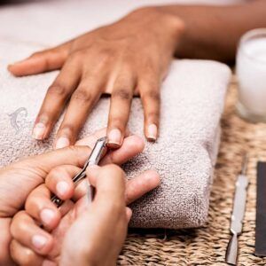 Prep your nails properly before you paint