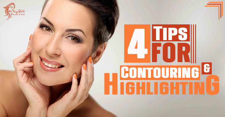 TOP TIPS FOR CONTOURING AND HIGHLIGHTING