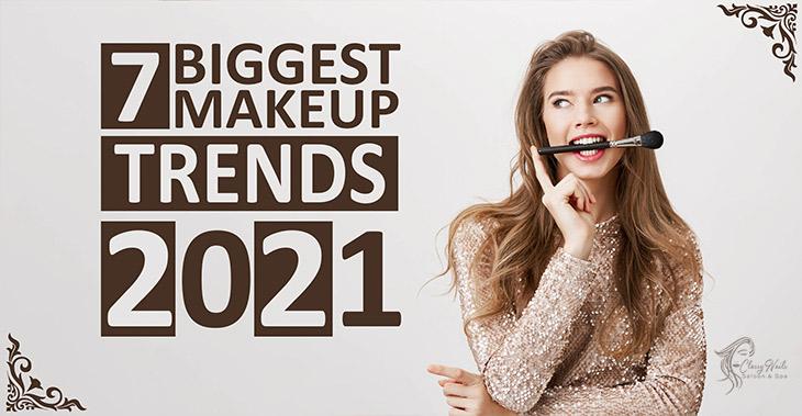 Makeup transformation trends