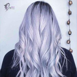 Gray Hair Shades
