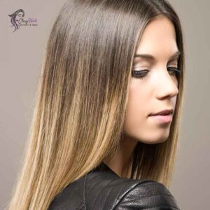 Ombre Hair Shades