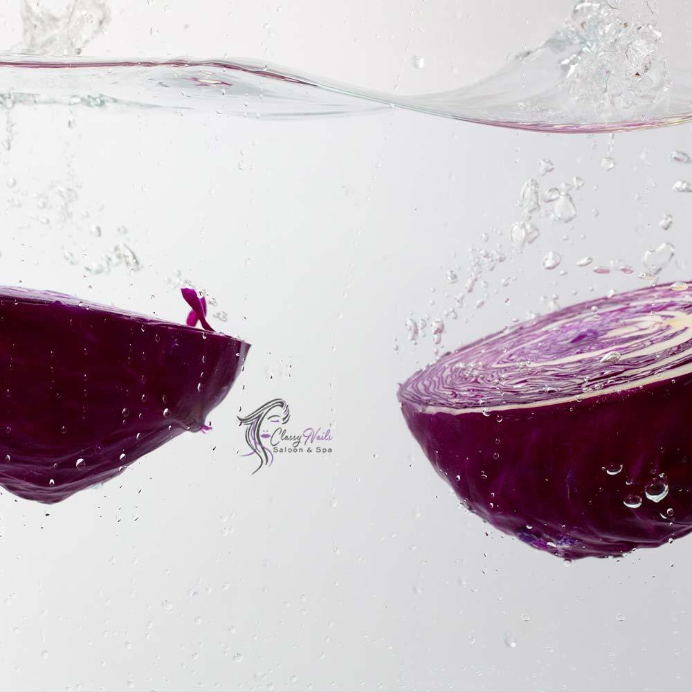 onion water