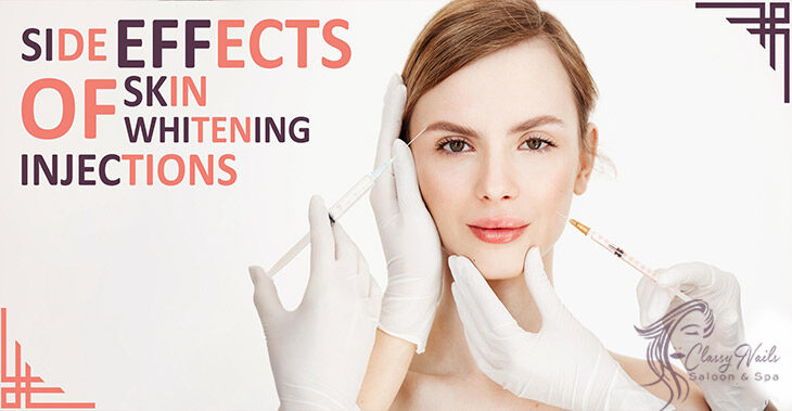 Side effects of skin whitening injection | Latest 2021
