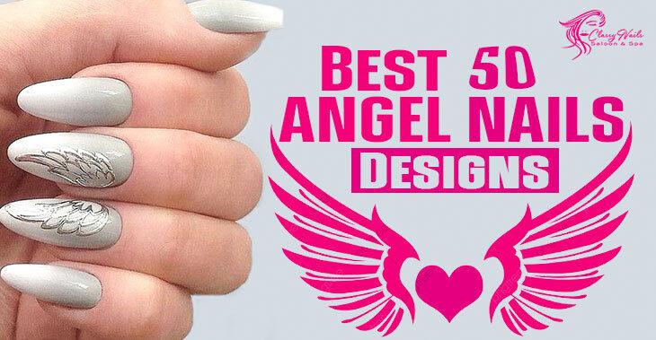 50+ Classy ANGEL NAILS DESIGNS | Classy Nails | 2021