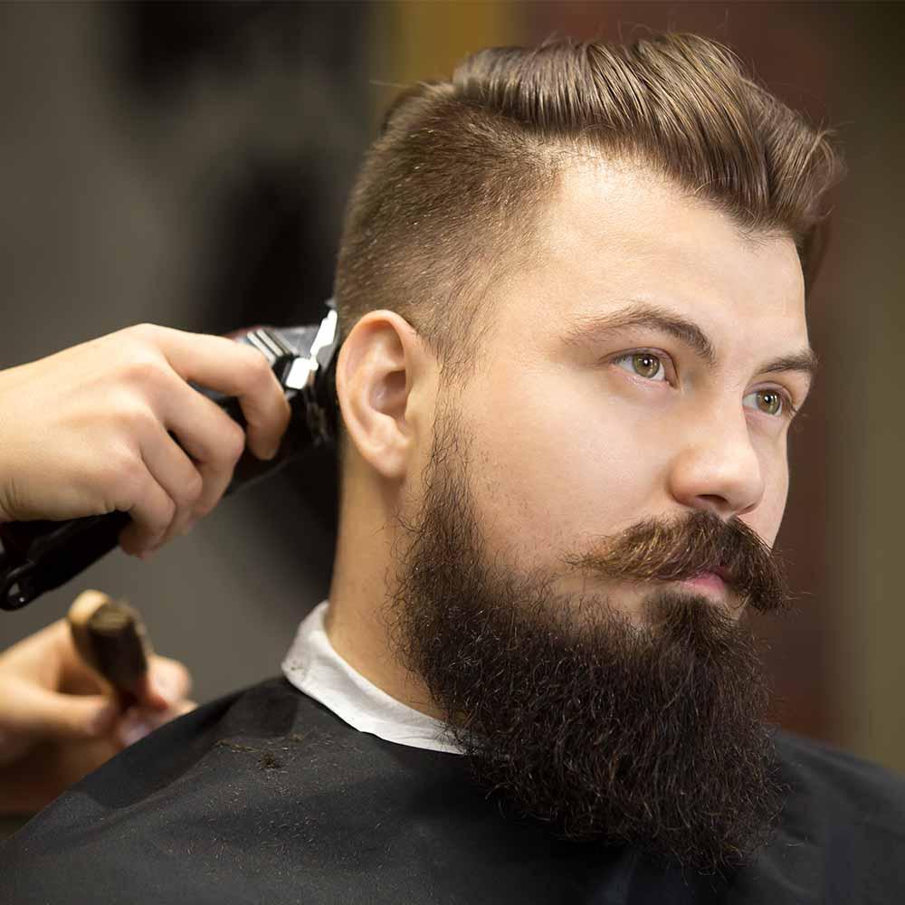 10 Ways HOW TO CUT MAN'S HAIR