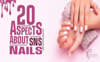 20+ Aspects About SNS Nails Reality   Classy Nails   2021