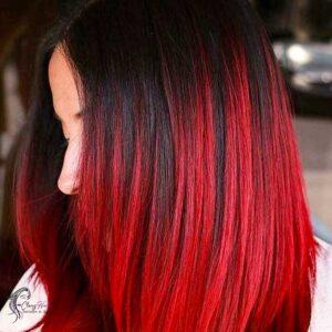 Bright Red Highlights