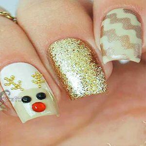 Christmas Cute Nails