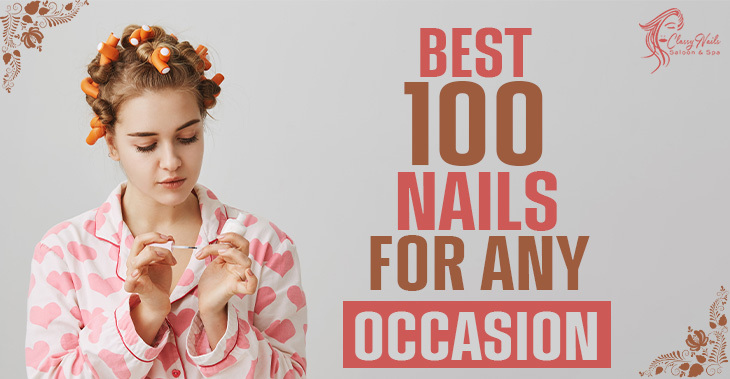 100+ CLASSY ELEGANT NAILS FOR ANY OCCASION | Classy Nails | 2021