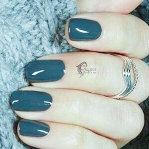 Neutral Winter Nails