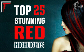 Top 25 Stunning Red Highlights | Classy Nails | 2021