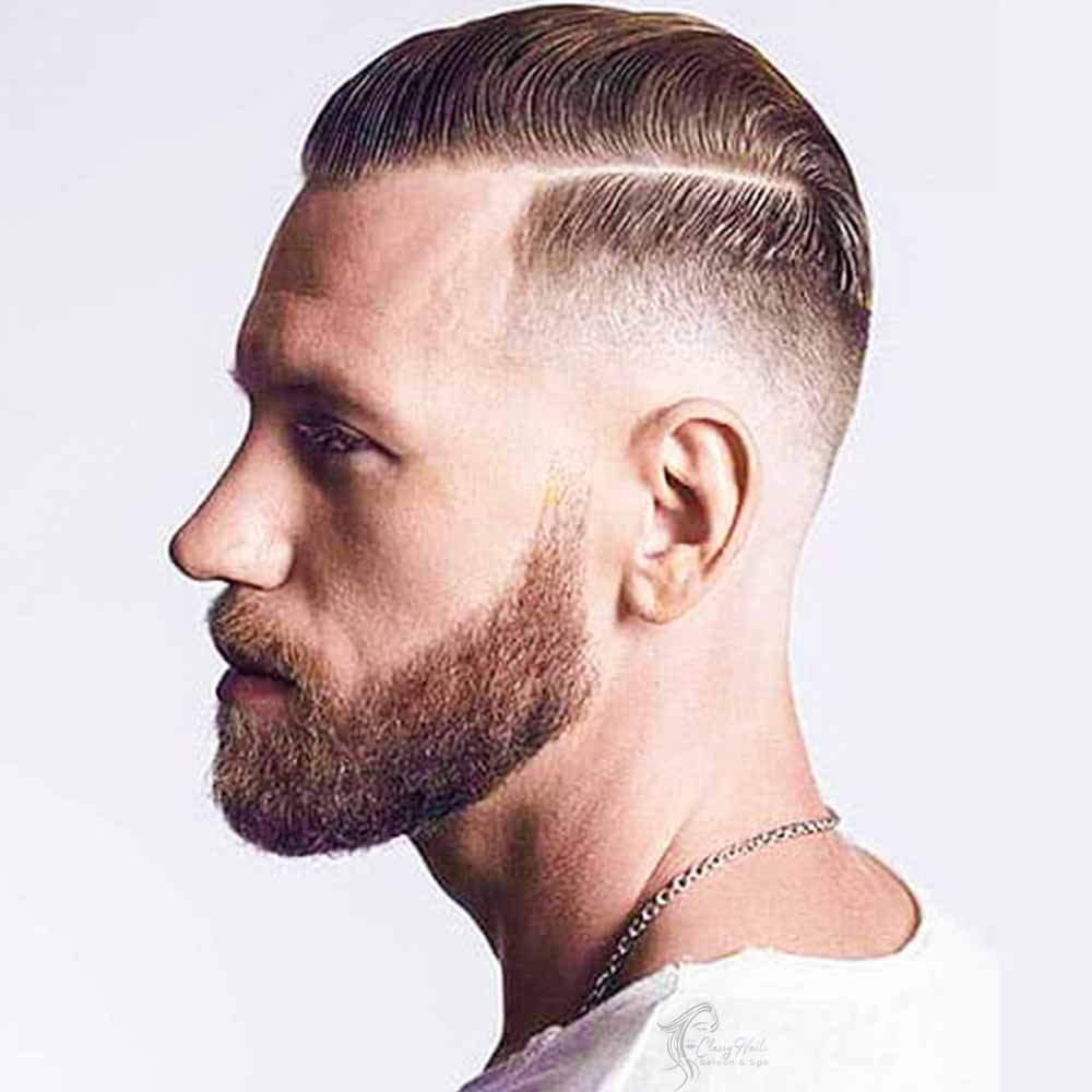 how to make hair style for men