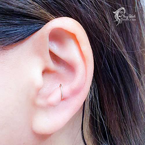Anti-Tragus Piercing
