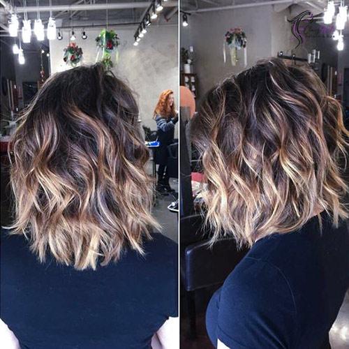 Balayage Layers Cute Hairstyles 1