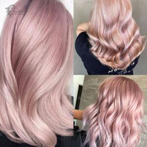 Classy Pink Highlight.
