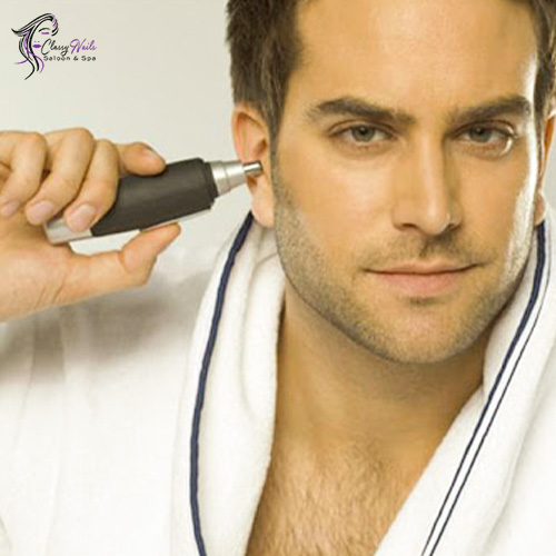 Ear manscaping