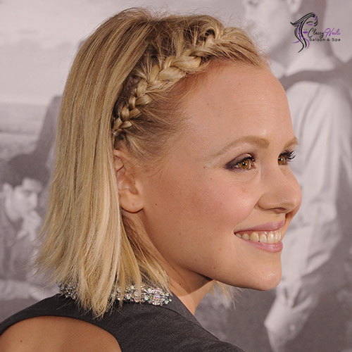 Latest Cute Hairstyles 3