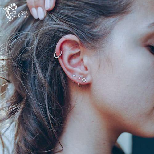 Latest Ear Piercing