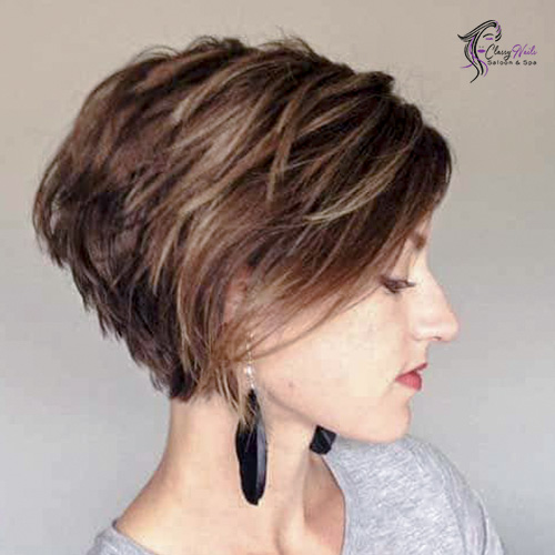 layered pixie cute hairstyles