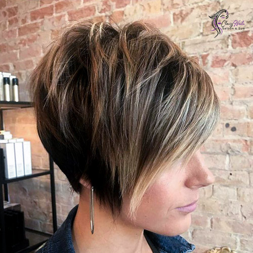 Layered Pixie Cute Hairstyles 3