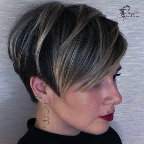 Layered Pixie Cute Hairstyles 4