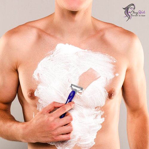 Manscaping Different Parts On the Body