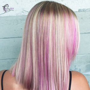 Pink Duster Highlights_