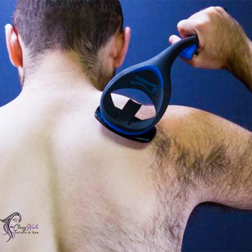 back manscaping