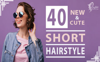 40+ New and Cute Hairstyles for Short Hair | Classy Nails | 2021